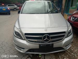 Mercedes-Benz B-Class 2014 Silver | Cars for sale in Mombasa, Tononoka