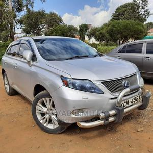 Lexus RX 2010 450h Silver | Cars for sale in Uasin Gishu, Eldoret CBD
