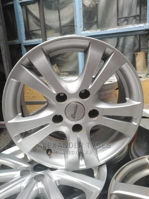Original Rims 15 Inch Set Silver | Vehicle Parts & Accessories for sale in Nairobi, Nairobi Central