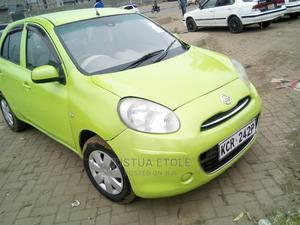 Nissan March 2011 Green | Cars for sale in Nairobi, Komarock