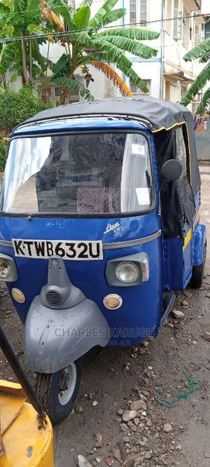 Piaggio 2019 Blue   Motorcycles & Scooters for sale in Mombasa, Mombasa CBD