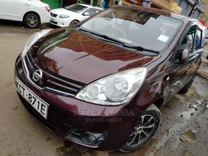 Nissan Note 2011 1.4 Brown   Cars for sale in Nairobi, Nairobi Central