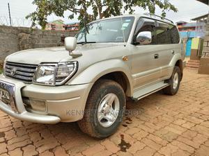 Toyota Land Cruiser Prado 2000 Silver | Cars for sale in Nairobi, Nairobi West