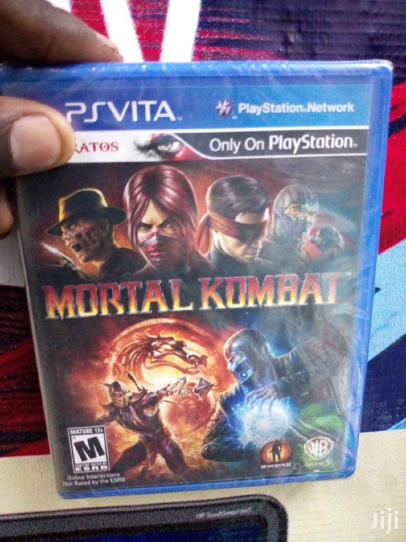 Mortal Kombat Xl For Psvita