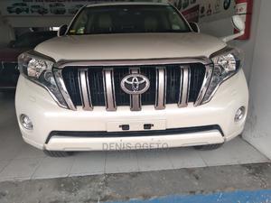 Toyota Land Cruiser Prado 2015 White | Cars for sale in Mombasa, Mombasa CBD