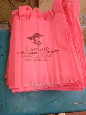 Branded Courier Bags | Printing Services for sale in Nairobi, Embakasi