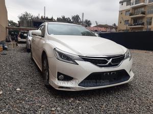 Toyota Mark X 2014 White | Cars for sale in Nairobi, Kilimani