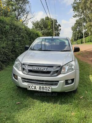 Isuzu D-Max 2015 Silver | Cars for sale in Nairobi, Karen