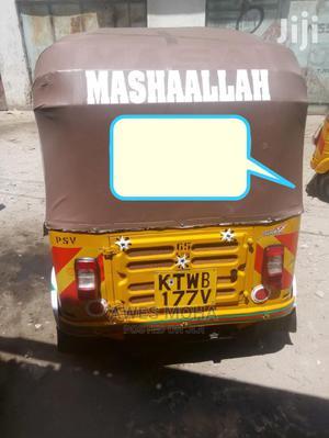 Bajaj RE 2020 Yellow | Motorcycles & Scooters for sale in Mombasa, Mvita