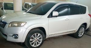 Toyota Vanguard 2010 White | Cars for sale in Mombasa, Tudor