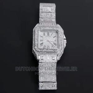 Iced Out Cartier Watch | Watches for sale in Nairobi, Embakasi