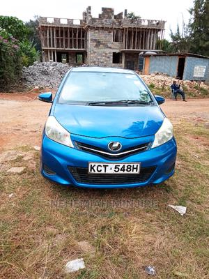 Toyota Vitz 2011 Blue   Cars for sale in Nairobi, Ruai