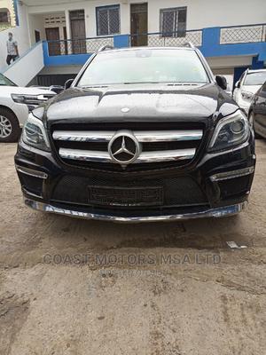 Mercedes-Benz GL Class 2015 Black   Cars for sale in Mombasa, Mvita