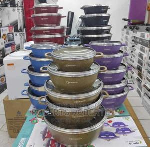 12pcs Dessini Colored Non-stick Cookware | Kitchen & Dining for sale in Nairobi, Nairobi Central
