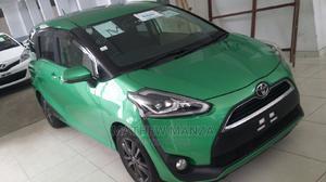 Toyota Sienta 2015 Green | Cars for sale in Mombasa, Tononoka
