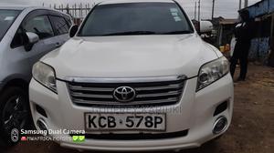 Toyota Vanguard 2007 White | Cars for sale in Nairobi, Komarock