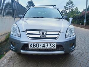 Honda CR-V 2005 Silver   Cars for sale in Nairobi, Nairobi Central