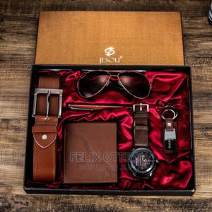 Mens Gift Set ( Watch, Wallet, Belt, Keyholder) | Watches for sale in Nairobi, Nairobi Central