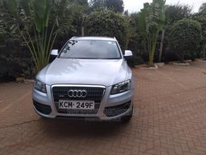 Audi Q5 2010 Silver | Cars for sale in Nairobi, Nairobi Central