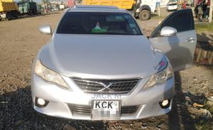 Toyota Mark X 2009 Silver | Cars for sale in Nairobi, Embakasi