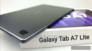 New Samsung Galaxy Tab A7 LTE 32 GB Silver | Tablets for sale in Nairobi, Nairobi Central