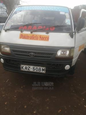 5l Toyota Shark in Good Condition Buy and Drive   Buses & Microbuses for sale in Nairobi, Dagoretti