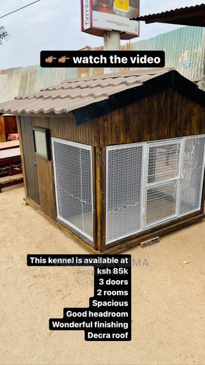 Spacious Dog Kennel | Pet's Accessories for sale in Nairobi, Makadara