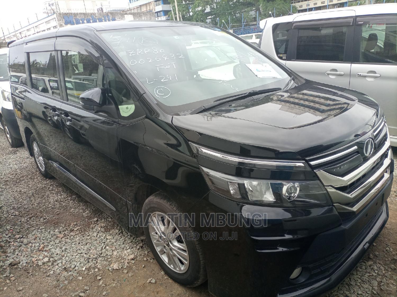 Toyota Voxy 2015 Silver | Cars for sale in Mvita, Mombasa, Kenya