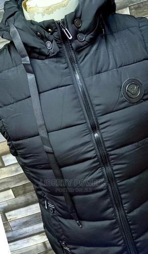 Quality Sleeveless Cuban Hooded Jacket   Clothing for sale in Nairobi, Nairobi Central