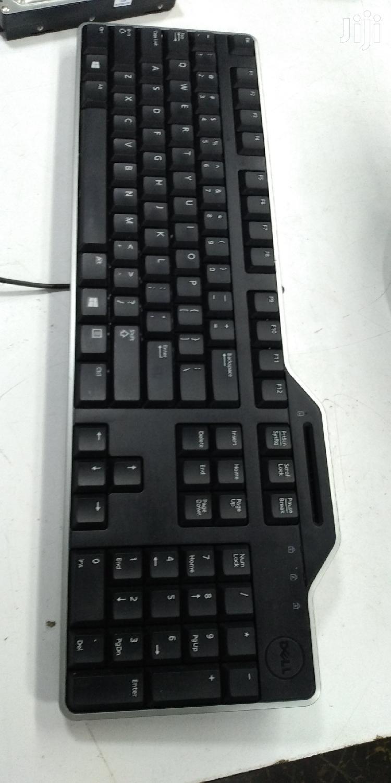 Ex UK Dell Keyboard   Computer Accessories  for sale in Nairobi Central, Nairobi, Kenya