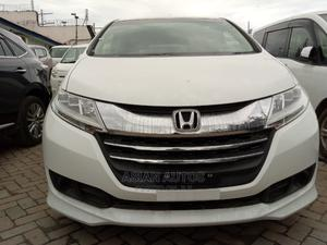 Honda Odyssey 2014 White | Cars for sale in Mombasa, Mvita