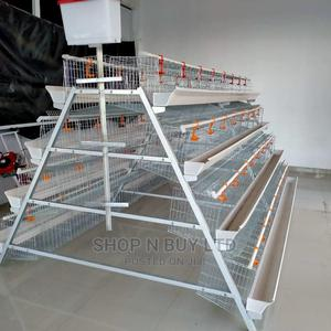 Chicken Cages   Farm Machinery & Equipment for sale in Nairobi, Kilimani