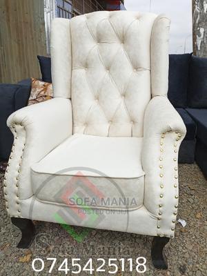 Wing Chair | Furniture for sale in Nairobi, Kahawa