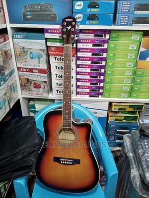 Semi Acoustic Yamaha Guitar   Musical Instruments & Gear for sale in Nairobi, Nairobi Central