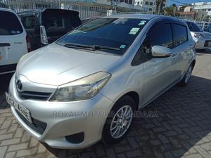 Toyota Vitz 2012 Silver   Cars for sale in Mombasa, Mombasa CBD