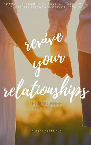 Revive Your Relationships Holistically Ebook   Books & Games for sale in Nairobi, Nairobi Central