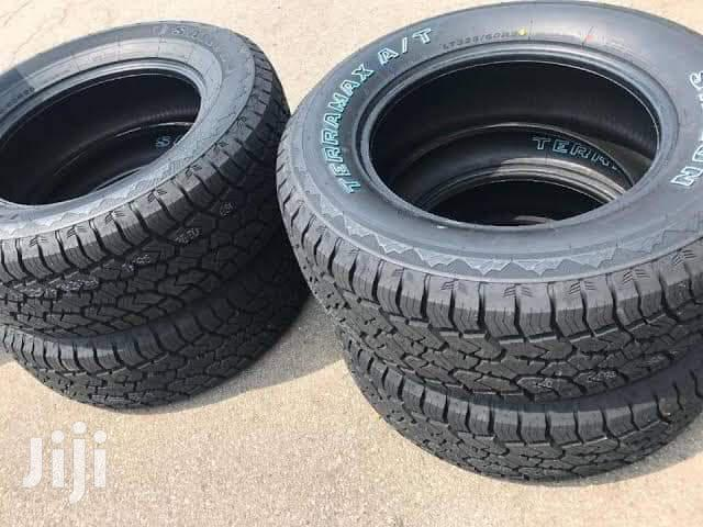 265/65/17 Blacklion AT Tyres Is Made In China