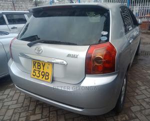 Toyota Allex 2007 Silver | Cars for sale in Mombasa, Mombasa CBD