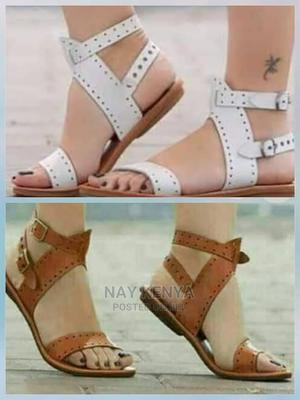 Pure Leather Sandals | Shoes for sale in Kiambu, Thika