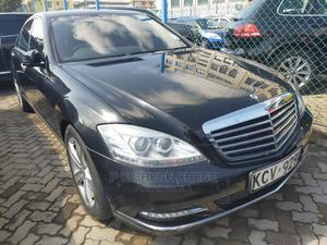 Mercedes-Benz S Class 2012 Black | Cars for sale in Mombasa, Mombasa CBD