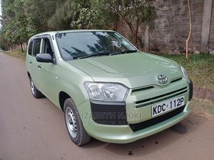 Toyota Succeed 2014 Green | Cars for sale in Nairobi, Ridgeways