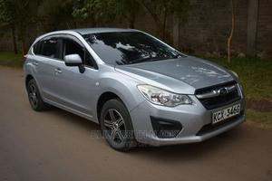 Subaru Impreza 2013 WRX 4-Dr Silver | Cars for sale in Nairobi, Ridgeways