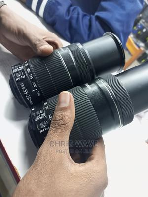 Canon 55-250mm Lens | Accessories & Supplies for Electronics for sale in Nairobi, Nairobi Central