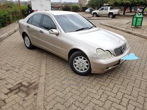 Mercedes-Benz C180 2004 Gold | Cars for sale in Nairobi, Langata