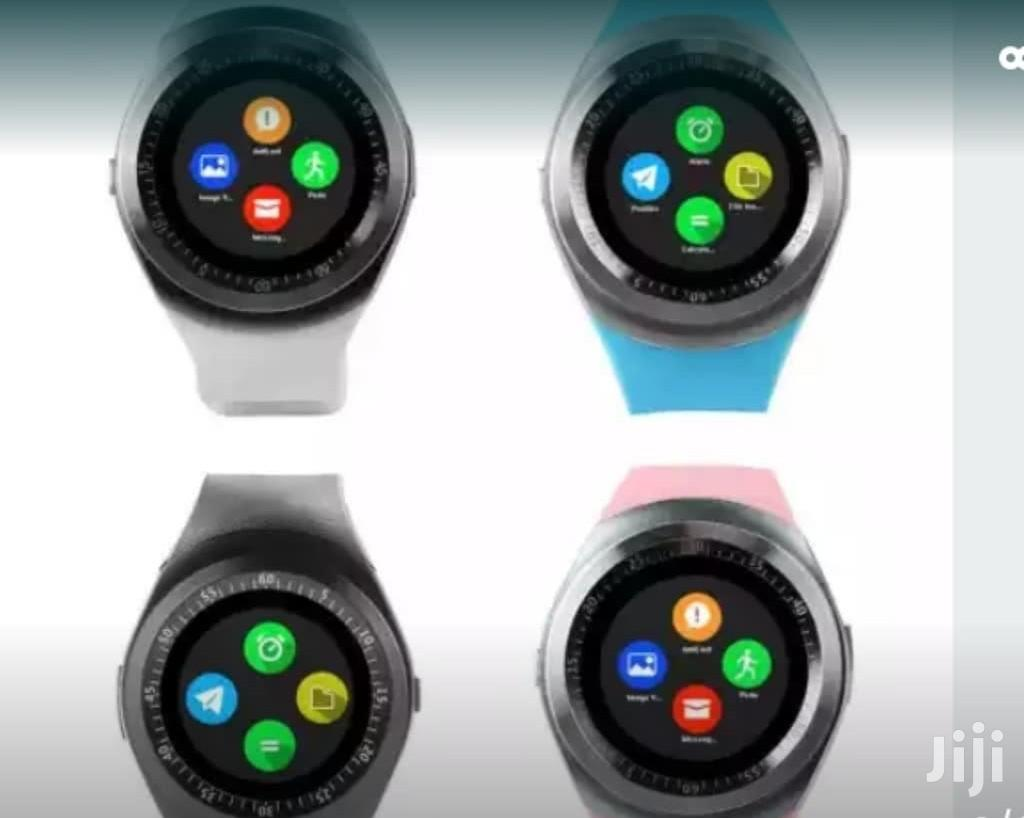Archive: Y1 Smart Watch