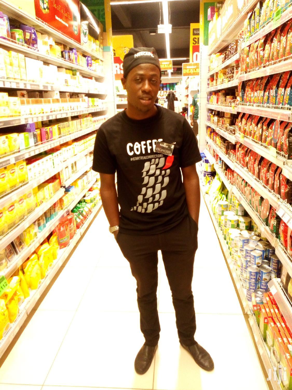 Supermarket Attendant