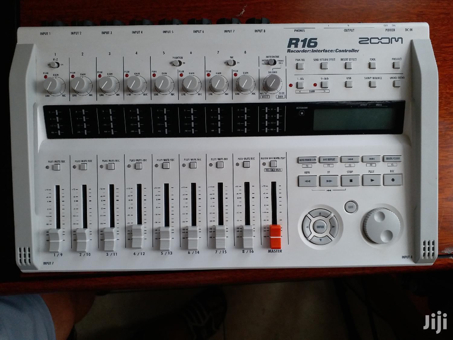 Archive: Zoom R16 Multi Track Recorder/Interface