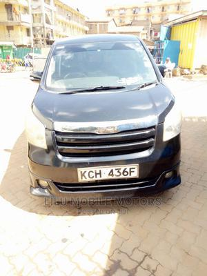 Toyota Noah 2010 Black | Cars for sale in Nairobi, Lavington