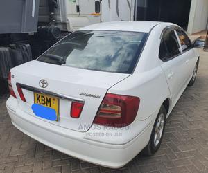 Toyota Premio 2005 White   Cars for sale in Nairobi, Muthaiga
