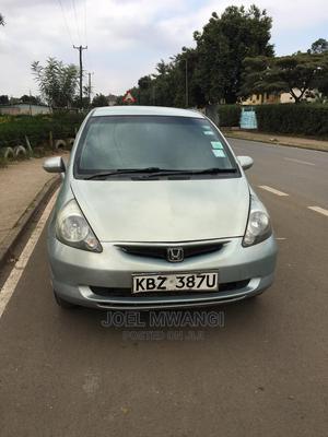 Honda Fit 2007 Green | Cars for sale in Nairobi, Nairobi Central